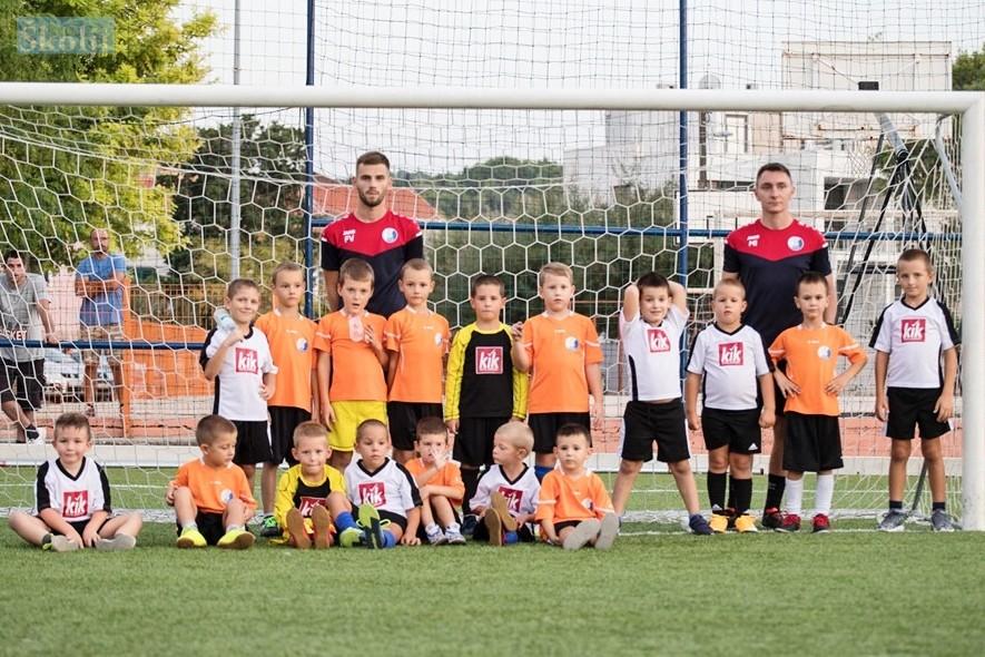 Pačići Sv. Mihovila odigrali prvu nogometnu utakmicu