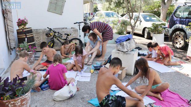 Dom na žalu: Unatoč koroni, održan bogat ljetni program, a radionice pohađalo više od stotinu djece