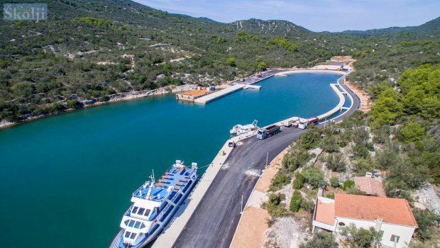 Pri kraju modernizacija Ribarske luke Vela Lamjana