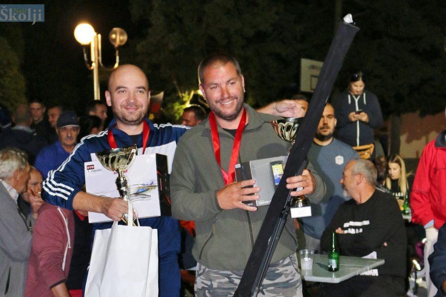 Ante Sandalić i Ivan Hajdinjak pobjednici Crnilo kupa u Lukoranu