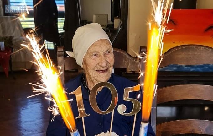 Margarita Dorkin, najstarija stanovnica Preka, proslavila 105. rođendan!