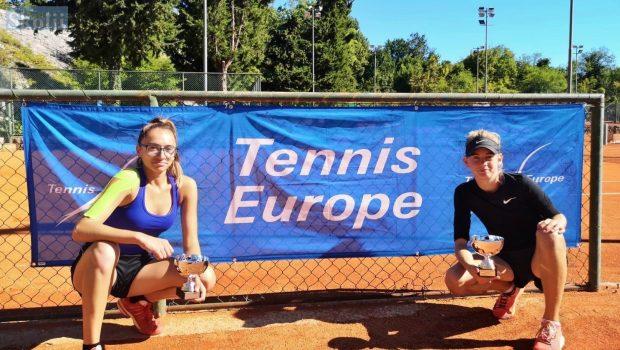 Chiara Jerolimov i Angela Marnika pobjednice Kvarner Opena u konkurenciji parova