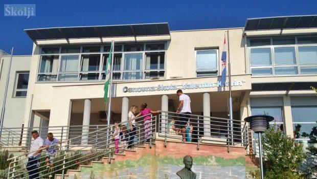 Jedan razred u OŠ Valentina Klarina u Preku u samoizolaciji