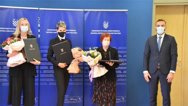 Učiteljica Ivana Medić iz Neviđana dobitnica nagrade za promicanje prava djeteta