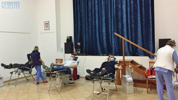 Članovi DDK Preko prikupili ove godine 45 doza krvi