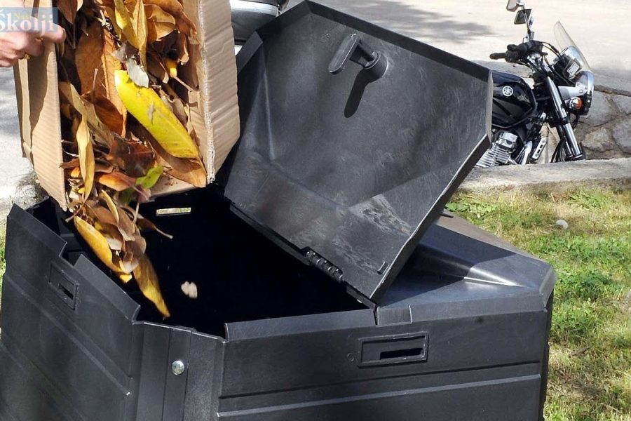 Počinje podjela kompostera u Preku, Poljani i Lukoranu