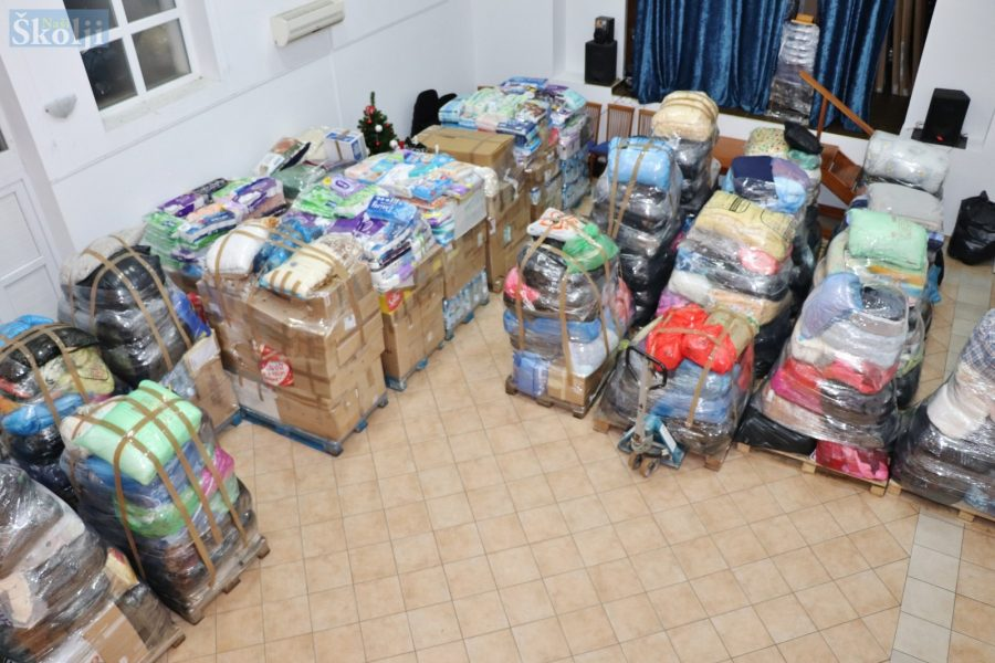 Iz Preka u Petrinju otišlo 17 tona humanitarne pomoći!
