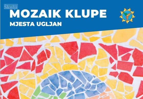 "TZM Ugljan tiskala dvojezičnu brošuru ""Mozaik klupe mjesta Ugljan"""