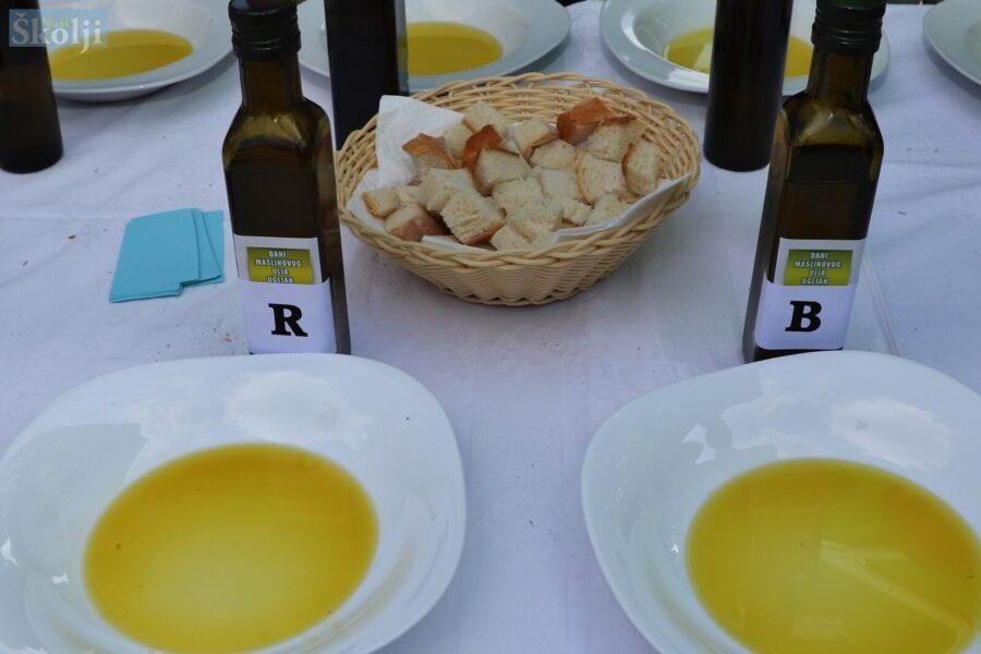 Maslinari, prijavite ulja na 8. Dane maslinovog ulja u Ugljanu!
