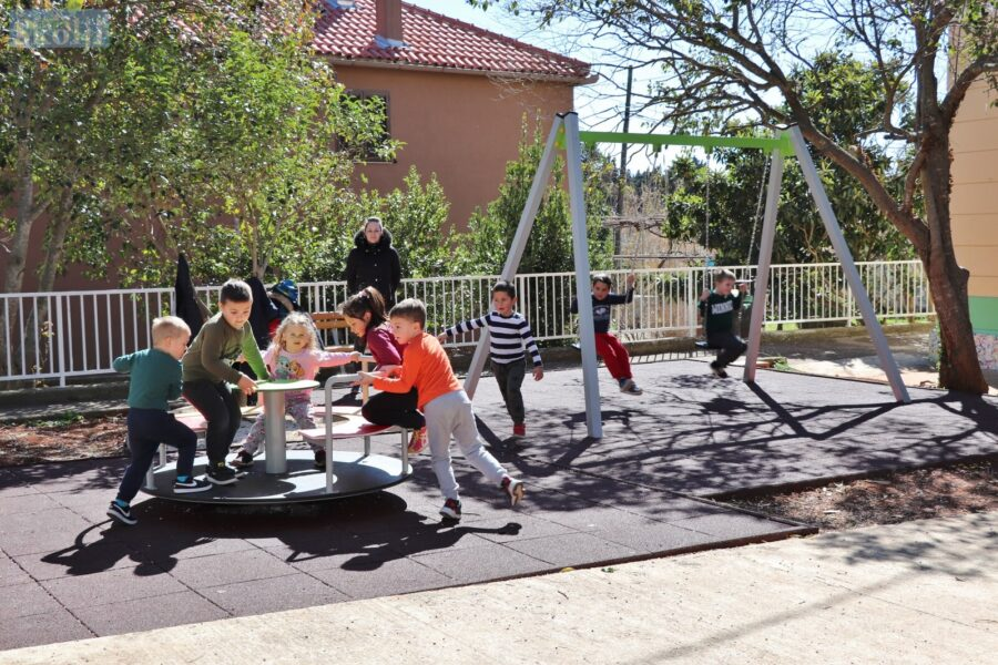 Dovršena gradnja dječjih igrališta u Lukoranu i Ugljanu