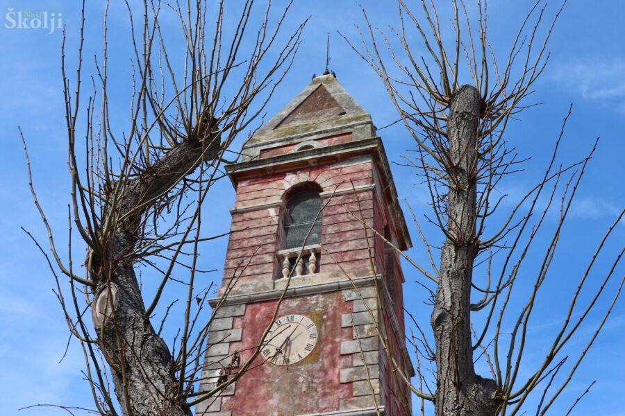 Preko: Nakon više od 50 godina obnovljena zvona u staroj crkvi Gospe od Ružarija