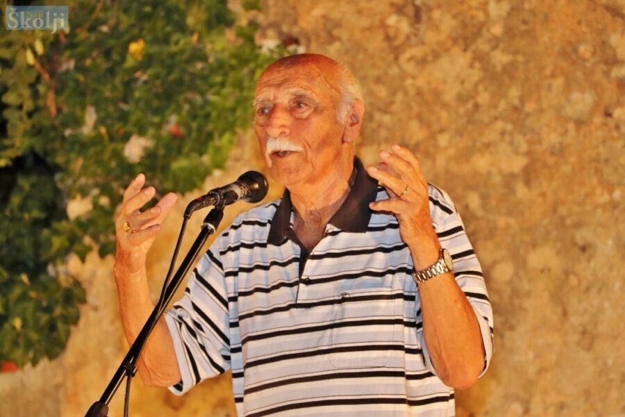 U 91. godini preminuo kukljički književnik Tomislav Meštrić