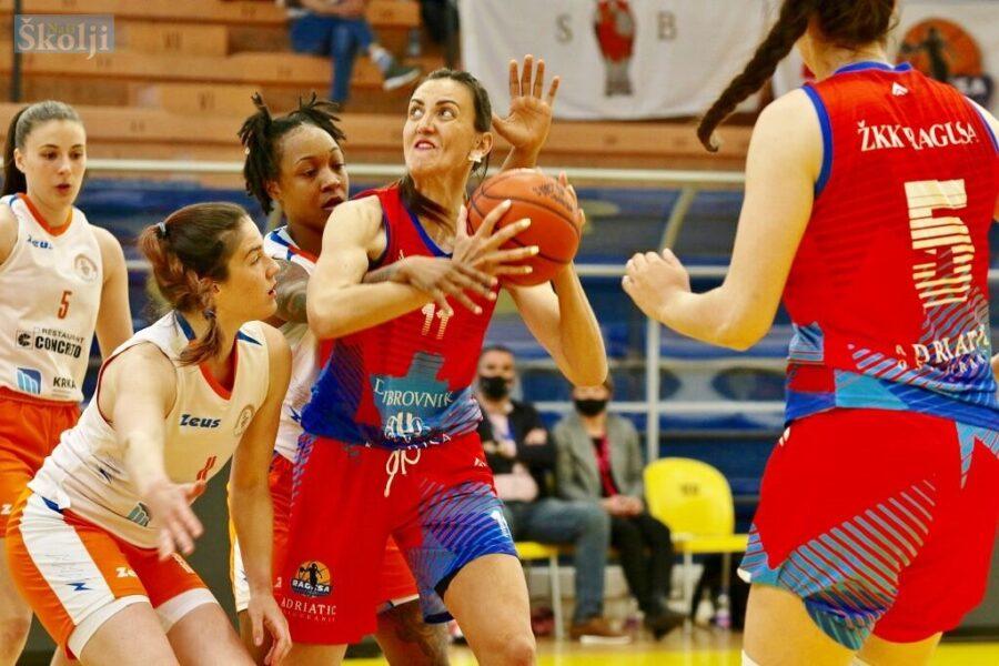 Ana Vrsaljko s Ragusom osvojila naslov državnih prvakinja!