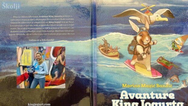 Otok Ugljan inspiracija za priče o avanturama zeca King Jogurta