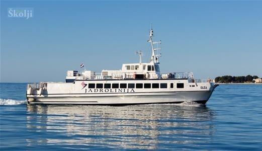 Privremeni red plovidbe 16. svibnja na brzobrodskim linijama