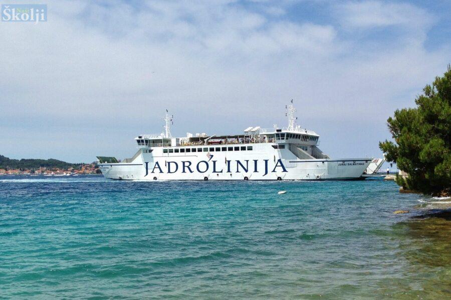 IZBORNI DAN Izmjena plovidbenog reda na liniji Gaženica – Ošljak – Preko