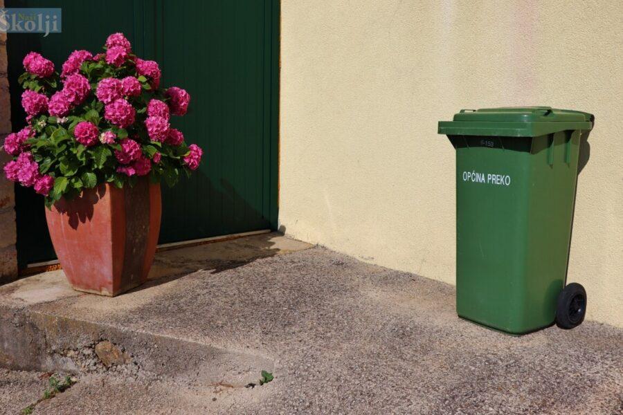 Od 15. lipnja ljetni režim odvoza kućnog otpada