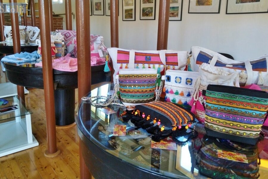 U TZO Kukljica izložba unikatnih torba inspiriranih Indijom