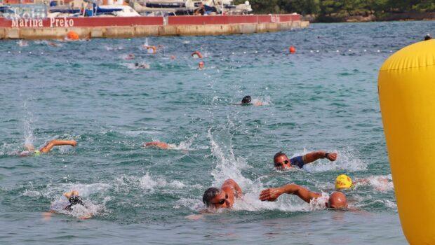 Preko: Stotinu plivača u 6. kolu Zadarske Open Water Lige