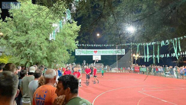 Pojonsko srce: Sve je spremno za završnu večer, Preko jedina otočna momčad u polufinalu