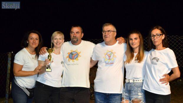 Ekipa Guduće prvi put osvojila Turnir u boćanju za žene