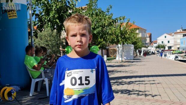 """Petogodišnji dječak Ante Mazić """"osvojio"""" Zadar Outdoor Festival!"""