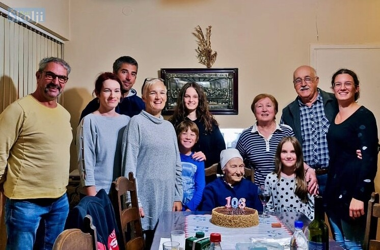 Margarita Dorkin iz Preka proslavila 106. rođendan!