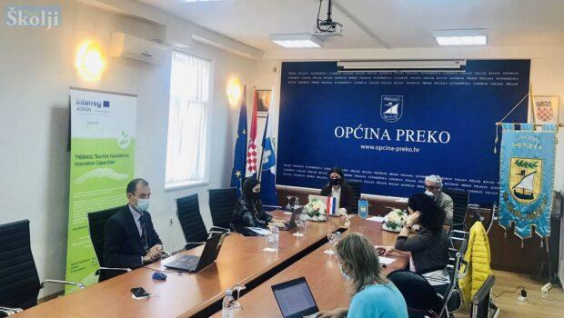 U Preku održani sastanci partnera na europskom projektu Thematic