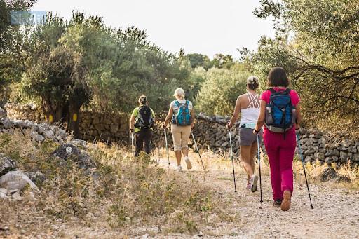 Preko: Besplatni tečaj sve popularnijeg nordijskog hodanja